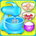烹饪游戏蛋糕浆果