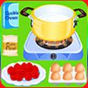 厨师蛋糕浆果游戏