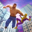 Fighting Games: Spider Superhero v/s Bigman