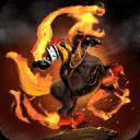 混沌骑士 - RPG 火柴人战士,暗影之战