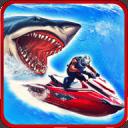 乘波:疯狂喷气滑雪的赛车模拟器2k18