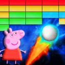 小猪佩奇打砖块