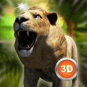 动物模拟器3D  - 狮子等