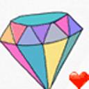 钻石桌面主题—魔秀