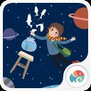 我的世界之漫游太空-梦象动态壁纸