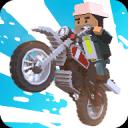 模拟块状摩托车2017