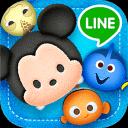LINE:迪士尼消消看 日文版