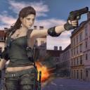Commando Sarah : Action Game