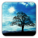 Blue Sky Live Wallpaper Free