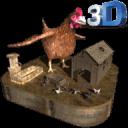 真正的鸡模拟器