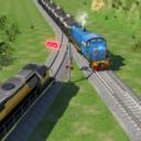 油机列车模拟器
