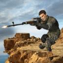 Mountain Sniper Frontline War