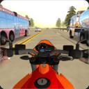 摩托重赛车:自行车赛特技