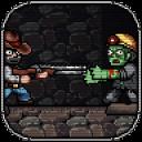 僵尸矿 - 复古平台游戏
