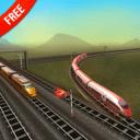 Euro Train Sim Driver 2017