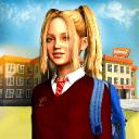 高 学校 女孩 模拟器
