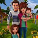 虚拟世界爸爸:幸福的家庭模拟器