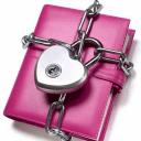 带锁的秘密日记