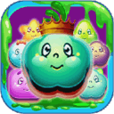 Match 3 King Charm Heroes : Quest Mania