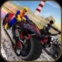 超级摩托车英雄:极限特技自行车赛车3D