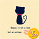 YOO主题-优雅的猫