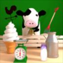 逃脱游戏牛奶农场