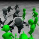 僵尸战斗模拟器
