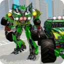 Angry US Robot Transform: Earth Wars