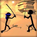 战士蹦极小人-忍者3D