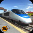 火车模拟器2017 - 欧元铁路轨道驾驶