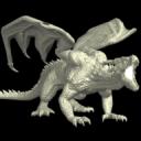 Dragon Mannequin