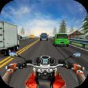 赛车摩托高速公路赛车