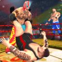 WORLD WRESTLING MANIA : WRESTLING GAMES & FIGHTING