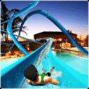 水 滑动 3D 冒险 游戏