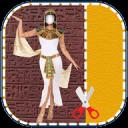 埃及女王照片编辑