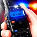 警察对讲机收音机模拟