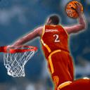 狂热的明星篮球疯狂:真正的扣篮经理