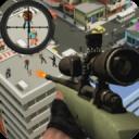 合同 狙擊兵 兇手 3d: 射擊遊戲