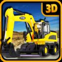 重型挖掘机模拟器3D