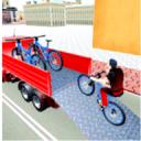 BMX自行车运输卡车模拟器