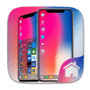 Phone X Theme For Computer Launcher