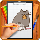 Learn How to Draw Pusheen Cats