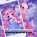 Cute Girl Pink Theme