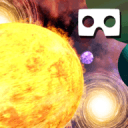 VR Solar System Roller Coaster