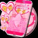 粉红色的爱GO键盘