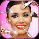 化妆 美颜相机 图片编辑器 - 虚拟美容院 贴纸 照片蒙太奇