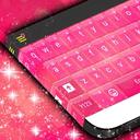 键盘颜色粉红色