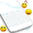 白色的键盘免费