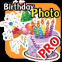 Birthday Photo Editor Pro