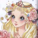 寶寶公主涂色